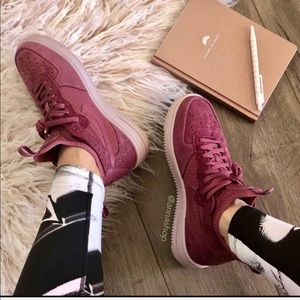 newest 7dd54 9d26c Nike Shoes - NWT Nike Air Force 1 Ultraforce Rare vintage wine
